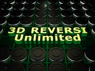 3D Reversi Unlimited screenshot